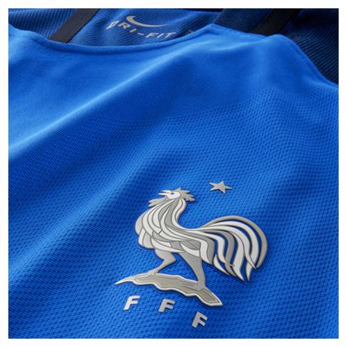 frankreich-auth-home-shirt-l