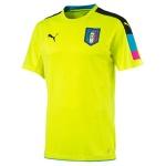 italien-tw-shirt-yellow